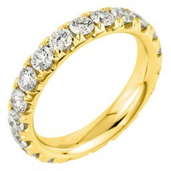 Memoiere Ring Gelbgold Brillant 2,33ct 71-10853
