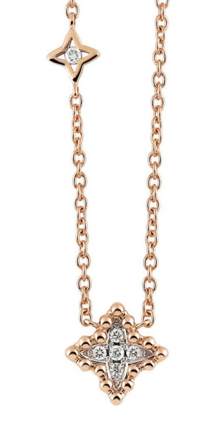 zeller Al Coro Palladio necklace C258r